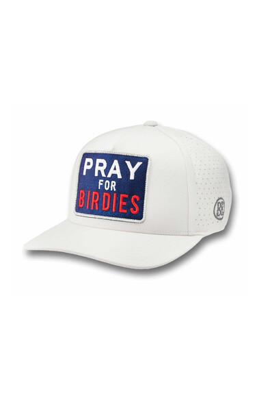 지포어  Pray For Birdies 골프 모자