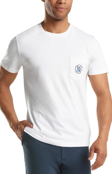 지포어  카모 스컬 포켓 티셔츠