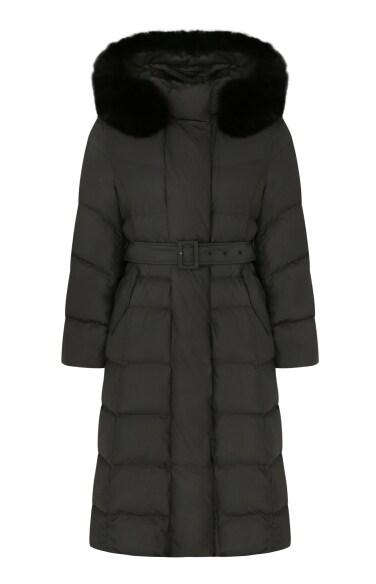 [6/11~6/20 EVENT]벨티드 하프 다운 코트