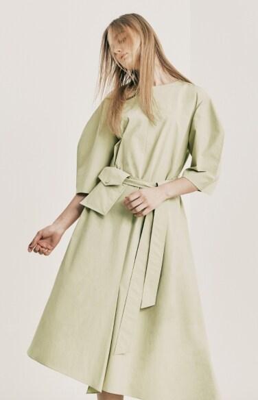 belted mini bag dress(임수향,배윤경,박은혜,윤승아,이화겸 착용)