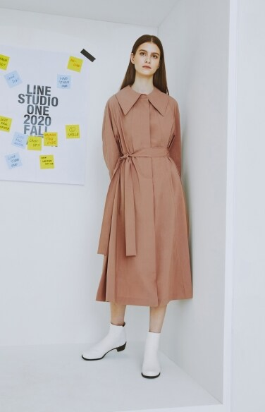 back button strap dress