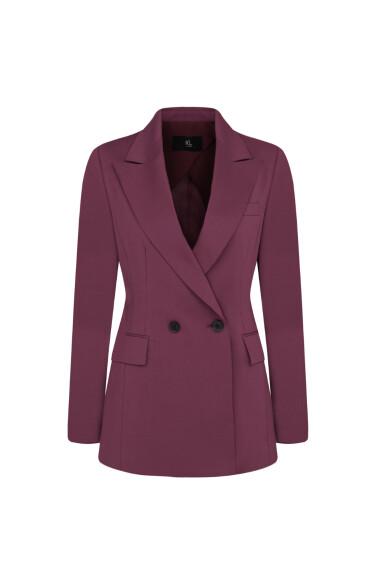 피크드 재킷