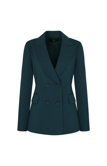 모던 테일러드 재킷