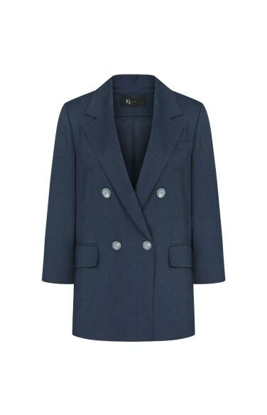 코튼 블렌드 재킷