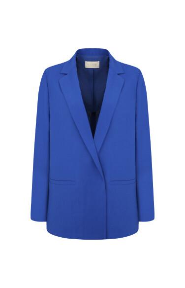 블루 포인트 자켓