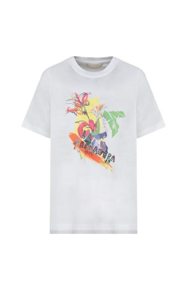 프린팅 반팔 티셔츠