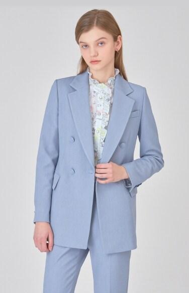 베니트 슬림핏 정장 자켓