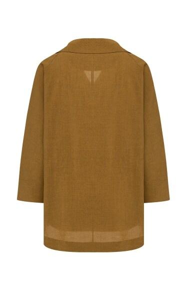 오브롱 재킷