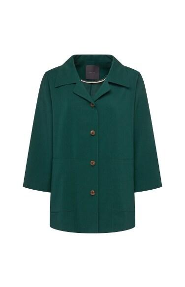 볼드 카라 재킷
