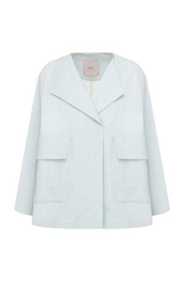 빅 플랩 재킷