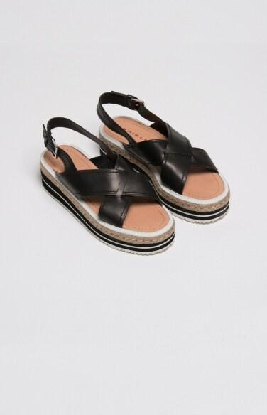 x-strap clipper sandals