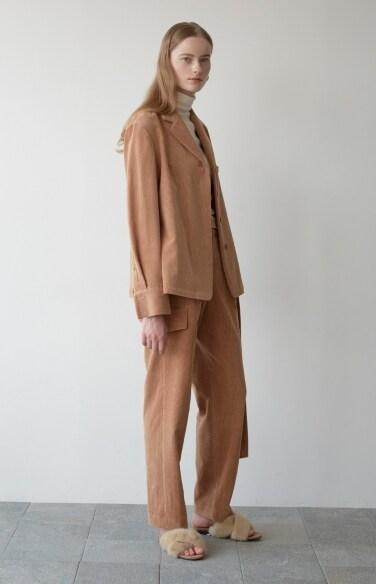 soft corduroy shirt/jacket