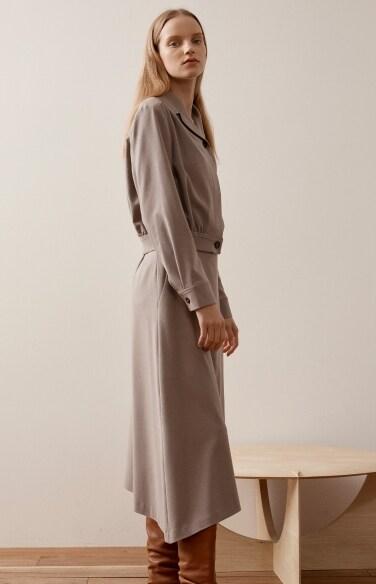 crop length blouse