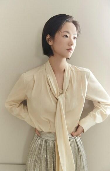 scarf tie simple blouse