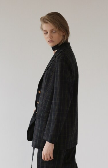 classic blazer(조보아 장재인 박신혜 착용)