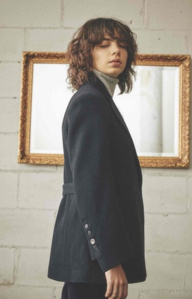 belted twill jacket(박선영 설현 착용)