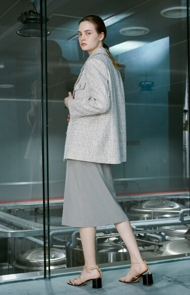 fall tweed jacket