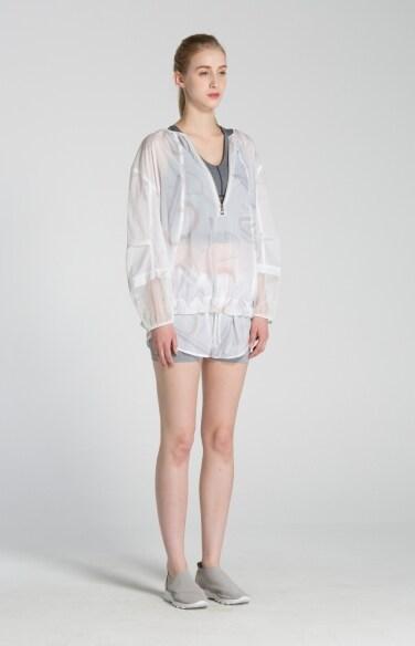 10A active anorak jacket