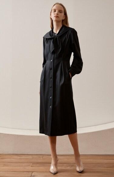 sailor Moon collar dress