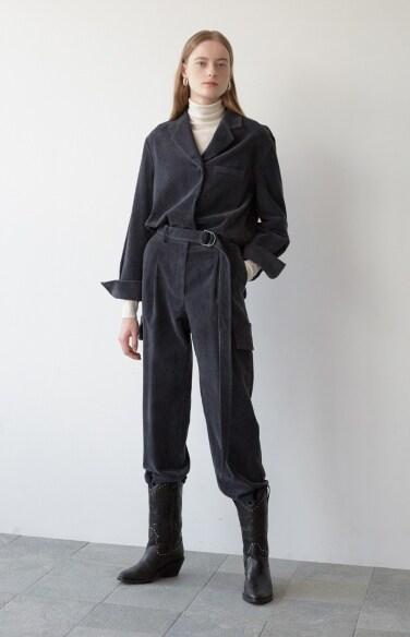 soft corduroy cargo pants