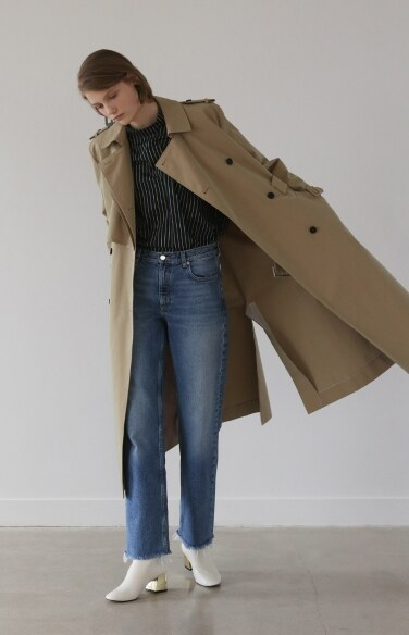 classic trench coat(이솜 조보아착용)