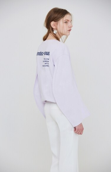 turnup sweatshirt